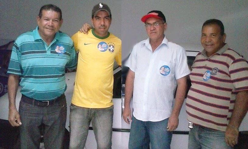 EXCLUSIVO! PAULO SOUTO FARÁ O ENCERRAMENTO  DA CAMPANHA NO DIA 03/10 EM ITIÚBA!