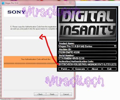 Tutorial Install Sony Vegas Pro 11 2011 - Cara menginstal Sony Vegas ...