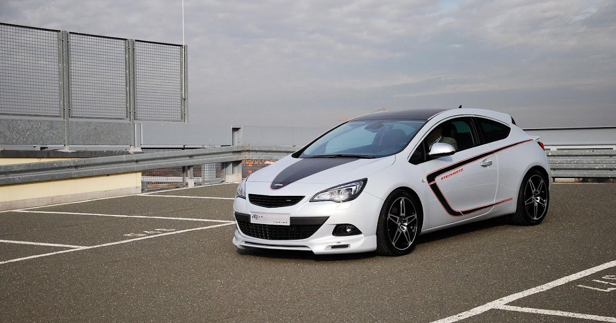 Opel Astra Gtc By Steinmetz Car Tuning Styling