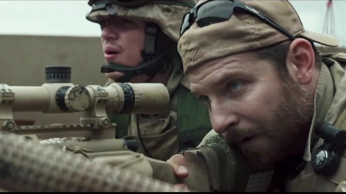 bradley cooper, el francotirador, oscar 2015, nominados, benedict cumberbatch, el zorro con gafas