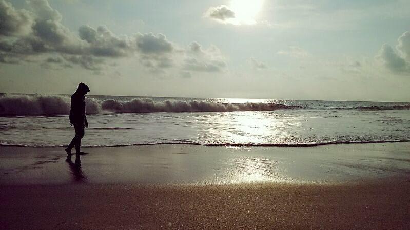 Drama di Pantai Ujung Genteng