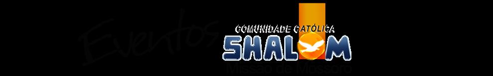 Eventos Shalom Mossoró