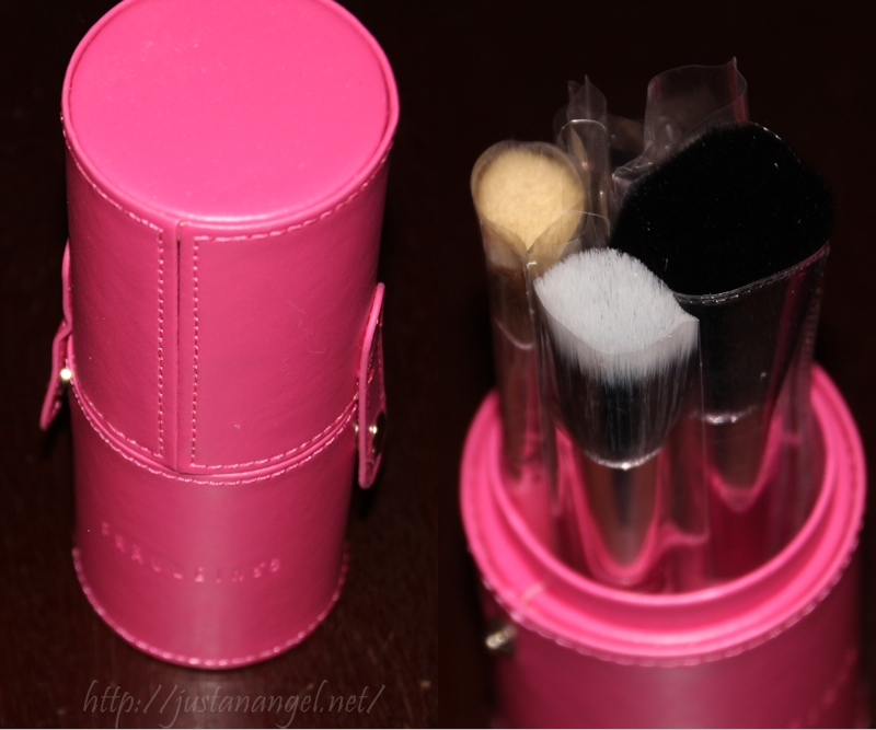 Review Set Pensule Machiaj Fraulein38 Fraulein38 Make Up Brushes