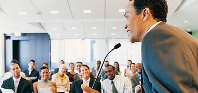 Motivational business speaker for your business needs