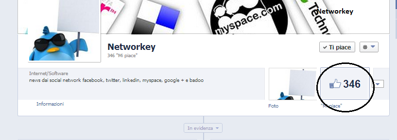 Mi Piace Facebook Utenti