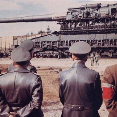 Landkreuzer P. 1500 Monster: Largest Artillery gun