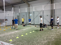 ENTRENAMIENTO de PADEL en pista