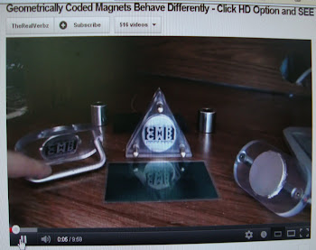 [ geometrically coded magnets behave differently.. ]