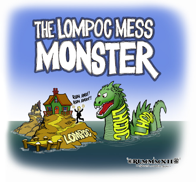 LOMPOC MESS MONSTER