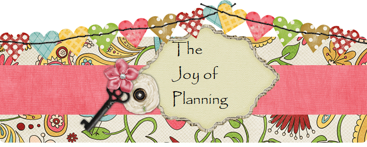 The Joy of Planning