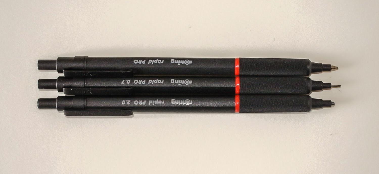 stylo bille 2mm