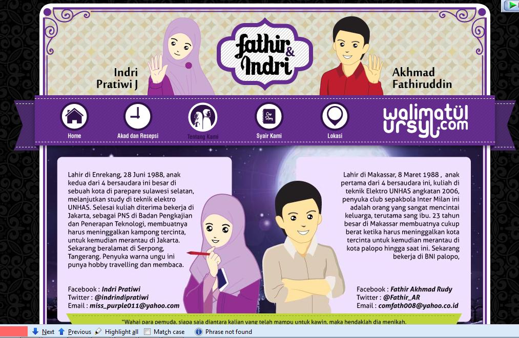 aplikasi untuk membuat undangan pernikahan