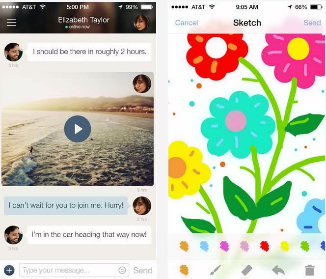 Free Couple Social Network App iPhone