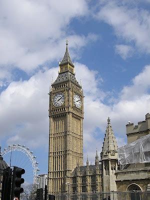 Big Ben London April 2006 016