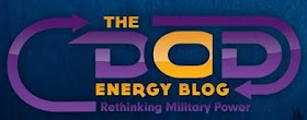 Sister Blog on Defense Sector Energy Issues