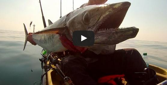 How to fishing kayak fishing offshore trip gone wrong for Offshore kayak fishing