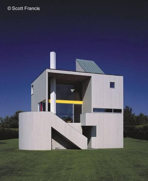 Casa Moderna residencial en Long Island, Nueva York 1965