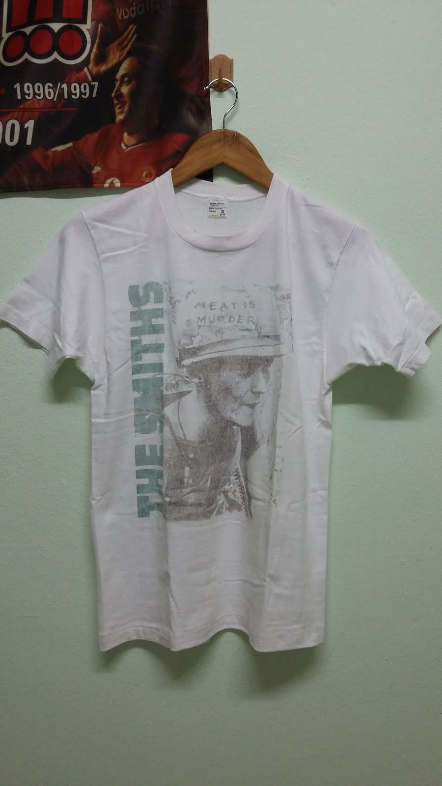 Vtg 80's The Smiths T-Shirt