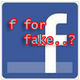 Facebook fake account