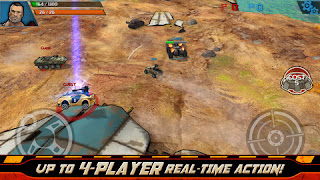 car combat game for iPhone