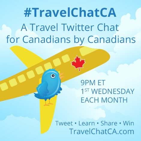 Host of #TravelChatCA