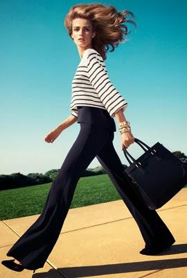 moda primavera 2014 H&M pantalón mujer