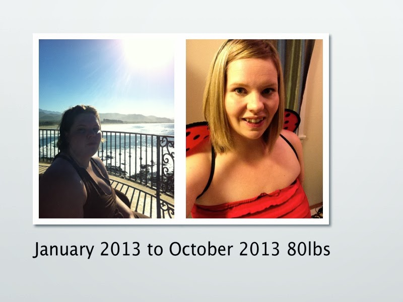 Lu corfield weight loss