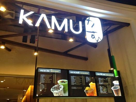 รับสมัครPart time ร้านKAMU KAMU Tea & MR. Black Coffee