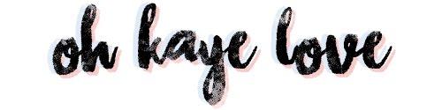 Oh Kaye Love