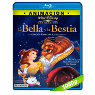 La bella y la bestia (1991) BRRip 720p Audio Dual Latino-Ingles