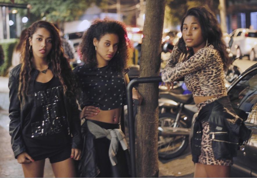 Brazillian Rap Pearls Negras Pensando em Você