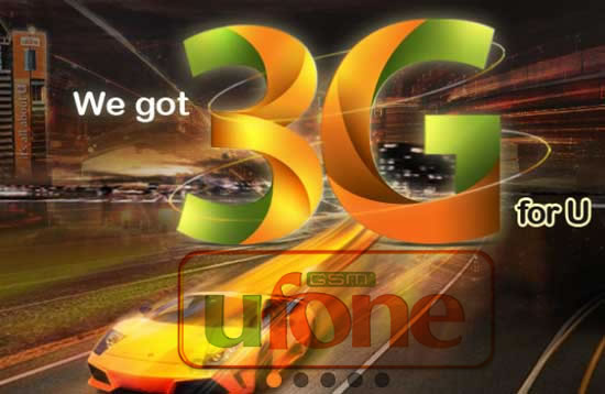 Ufone 3G Service Review