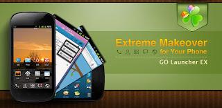 GO Launcher EX android app