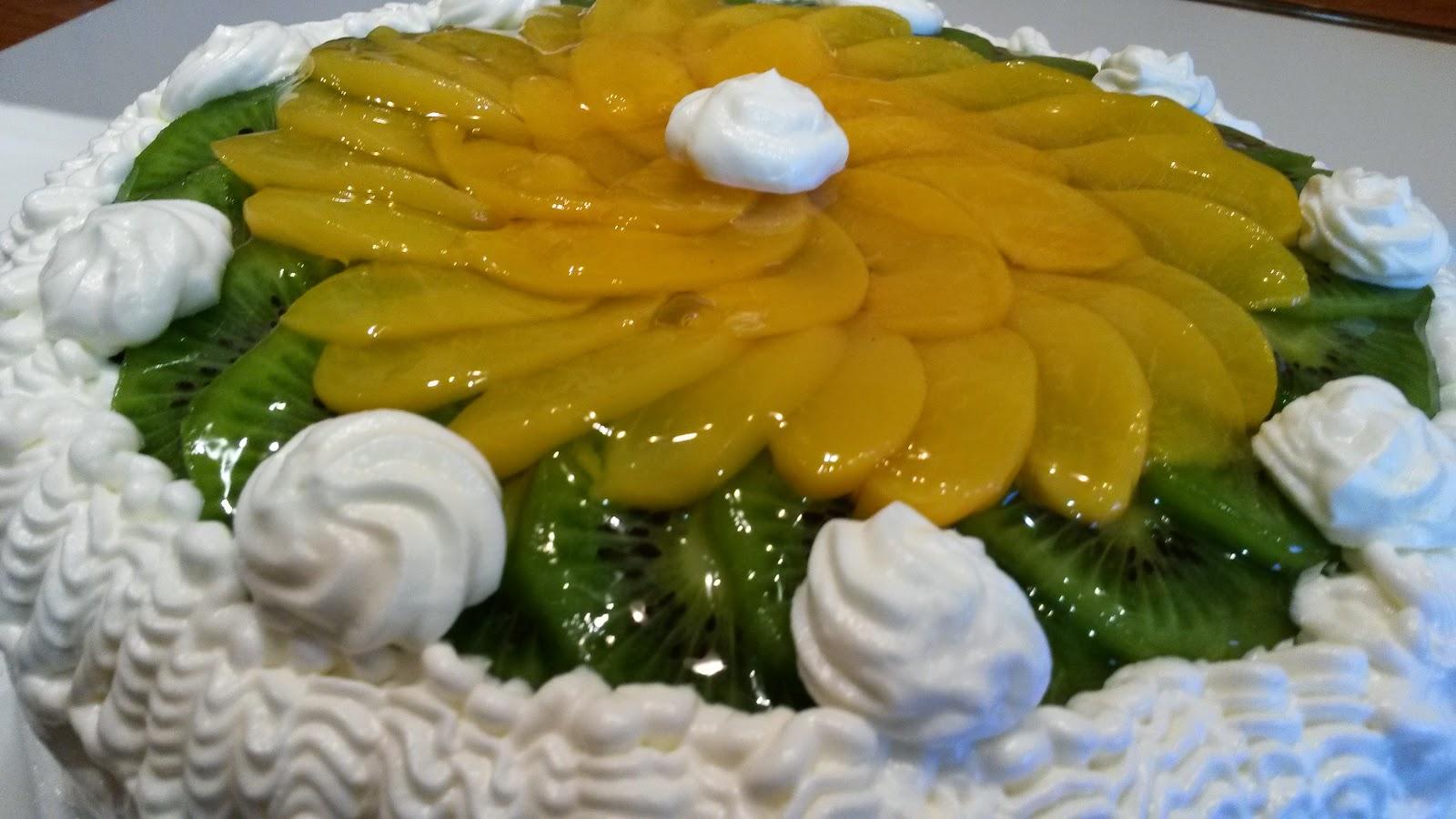 Рецепт бисквитного торта на новый год