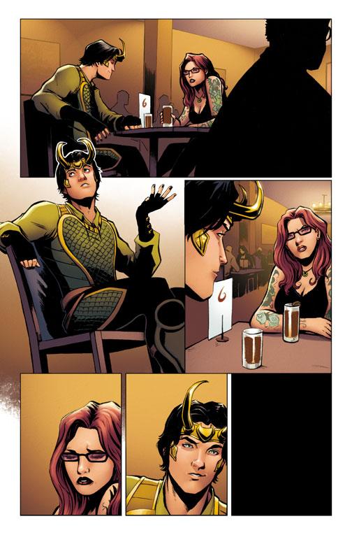 Marvel loki speed dating