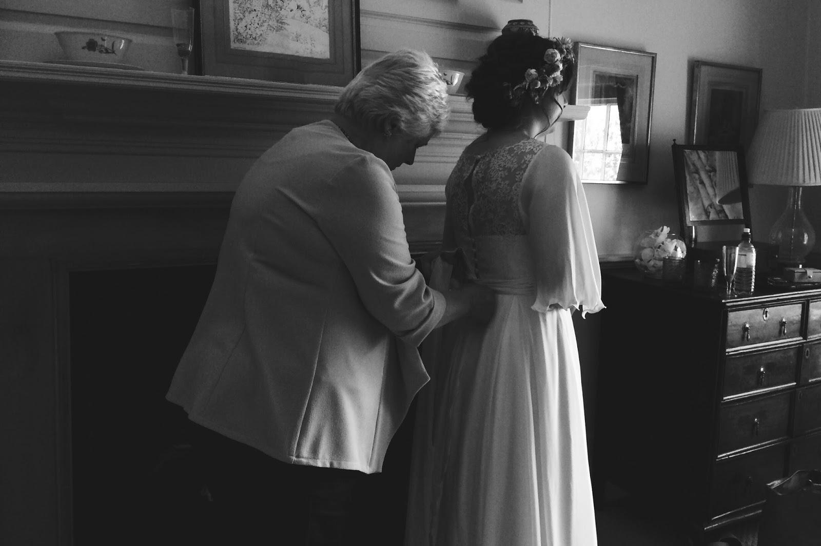 Combe Manor wedding