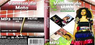 CAPA Discografia Vanessa Da Mata