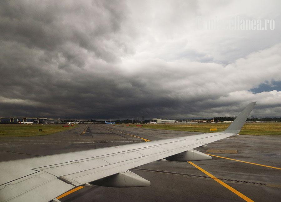 Malpensa storm