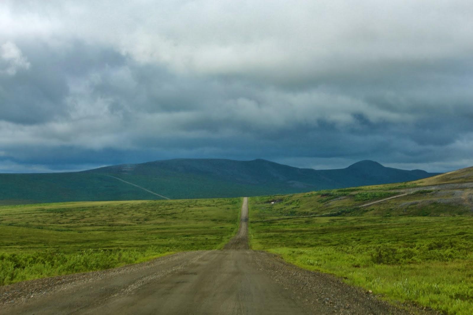 Nome, Alaska: Summertime 2013
