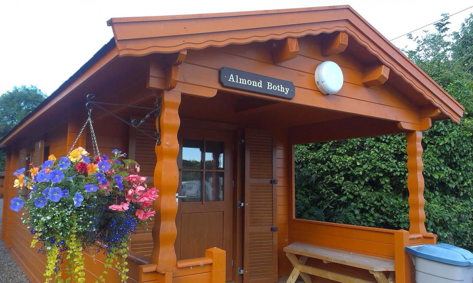 Almond Bothy at Drummohr Holiday Park Edinburgh
