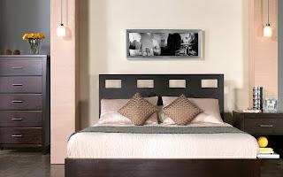 Dormitorio en Wenge