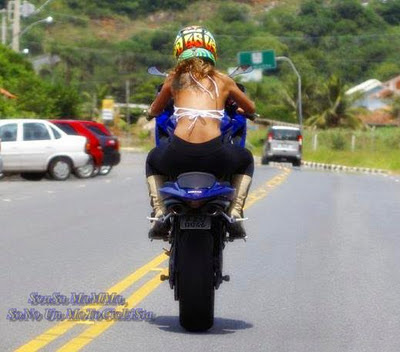2012 women riders with motorcycles