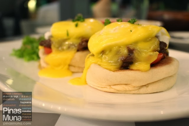 Tapa Benedicts by Lola cafe+bar