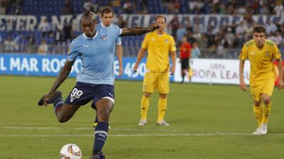 Lazio Vaslui 2-2 highlights video