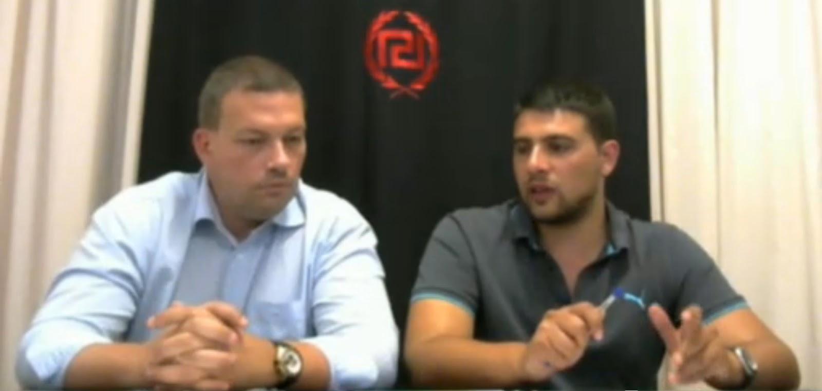 Στις 22:00 η πρώτη πολιτική εκπομπή της Χρυσής Αυγής από την Θεσσαλονίκη ζωντανά στο Xagr.net