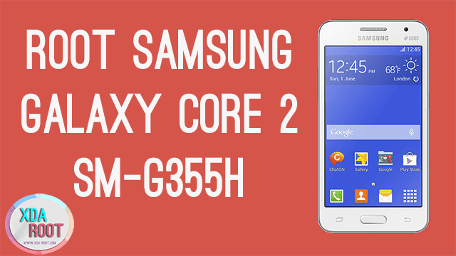ROOT GALAXY CORE 2 SM-G355H