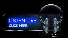 LISTEN LIVE - Fridays - 5 PM ET