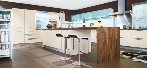 Decoracion de interiores modernas cocinas de estilo alemanas - Cocinas alemanas modernas ...