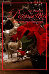 The Great Poinsettia Decorating Challenge