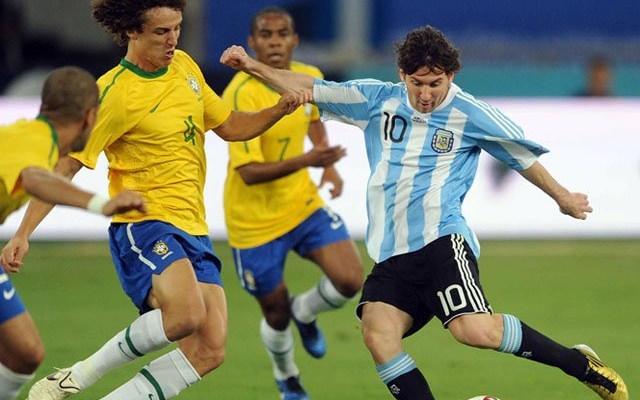 Ver partido Argentina vs Brasil en vivo